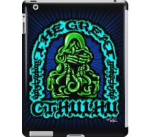 Great Cthulhu iPad Case/Skin