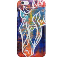 Wild at Heart 1 : Inner Power Painting iPhone Case/Skin