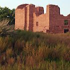 Autumn at Salinas Pueblo Missions National Monument by TheBlindHog