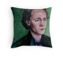 Magnus Martinsson Throw Pillow