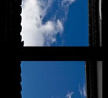 Filmstrip with clouds by Revenant