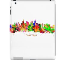 Las Vegas Nevada City USA skyline  iPad Case/Skin