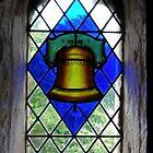 Charlie Burt's memorial window. by pix-elation