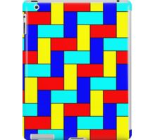 Vintage Multicoloured Pattern iPad Case/Skin
