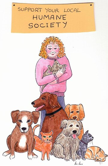 Support Your Local Humane Society by harrogate