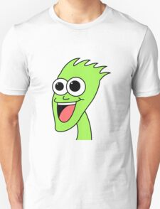 Happy Cartoon face T-Shirt