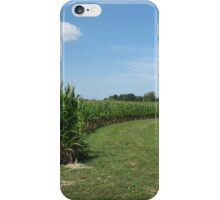 Crop Circling iPhone Case/Skin