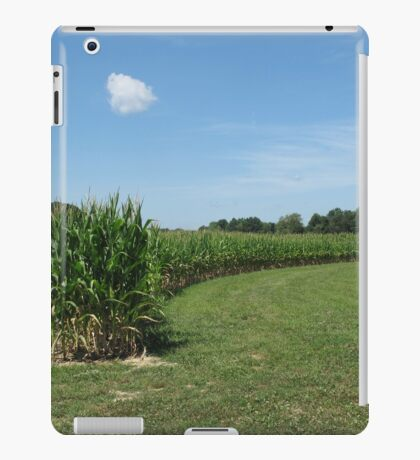 Crop Circling iPad Case/Skin