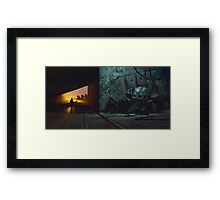 Peripheral Neuropathy One Framed Print