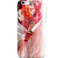 psychopath killer iPhone Case/Skin