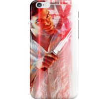 psychopath killer iPhone Case/Skin