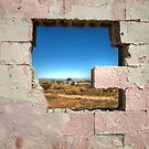 Desert Window by Blake Rudis