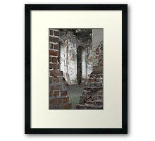Old Sheldon Church 10 Framed Print