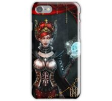 Necromancer iPhone Case/Skin