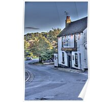 The Rose and Crown,Shorne Poster