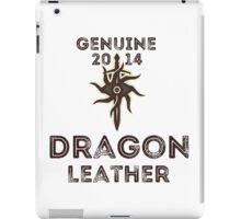 Orlais Leather - Dragon iPad Case/Skin