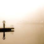 Morning Haze in Mazury, Poland by Kutor