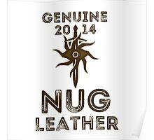 Orlais Leather - Nug Poster