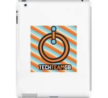 TechteamGB Logo iPad Case/Skin