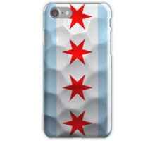 Golf Chicago Flag iPhone Case/Skin