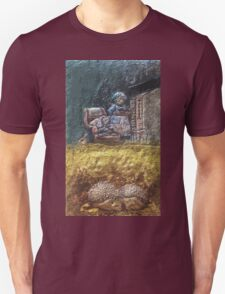 """Exclusive: """"Hérissons-Hedgehogs """" My Creations Artistic Sculpture Relief fact Main 47  (c)(h) by Olao-Olavia / Okaio Créations Unisex T-Shirt"""