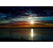 Waking up at Digby - Nova Scotia Photographic Print