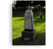 St Mary Ephrasia Pelletier Canvas Print