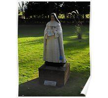 St Mary Ephrasia Pelletier Poster