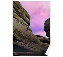 Brimham Rock Poster