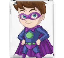Super Kid iPad Case/Skin