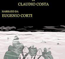 "MOVIE POSTER 5 ""uno scrittore al fronte"" by CLAUDIO COSTA"