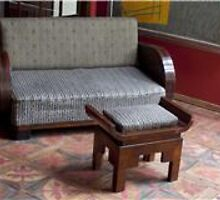 Sofa Deco For SALE by Vilma  Alfandary