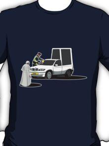 Pope Parking Ticket! T-Shirt