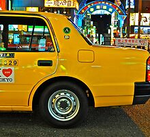 New Tokyo by Hilm3r -
