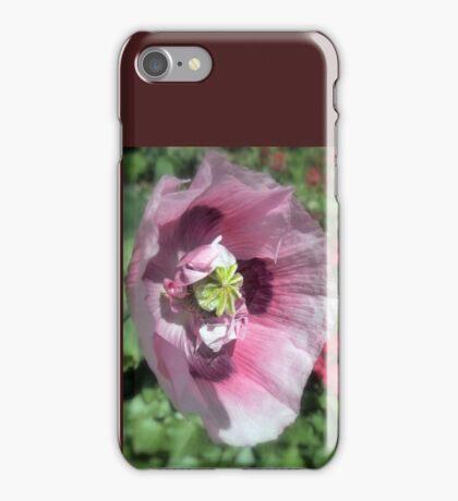 Precious Poppy iPhone Case/Skin