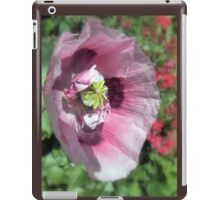 Precious Poppy iPad Case/Skin