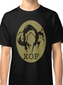 MGS V XOF Patch Classic T-Shirt