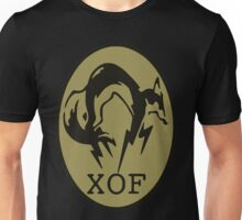 MGS V XOF Patch Unisex T-Shirt