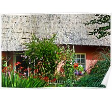 The Perfect Irish Cottage Poster