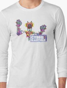 Rapture Bot Long Sleeve T-Shirt