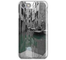 Still Canal of Venice iPhone Case/Skin