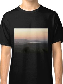 Soft evening light - Towards Downings Donegal  Ireland  Classic T-Shirt