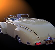 40 Merc roadster by WildBillPho