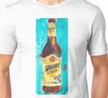 Shiner Block Beer Unisex T-Shirt