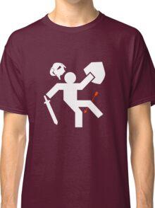 Arrow to the Knee Classic T-Shirt