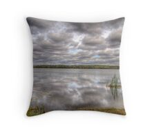 Lake Maria Throw Pillow