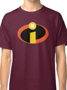 The Incredibles Logo Classic T-Shirt