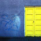 The Yellow Door by Jennifer Hulbert-Hortman
