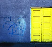 The Yellow Door by Jennifer Hulbert-Hortman