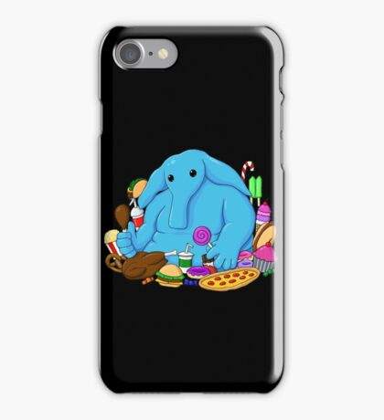 Max Rebo from Star Wars  iPhone Case/Skin